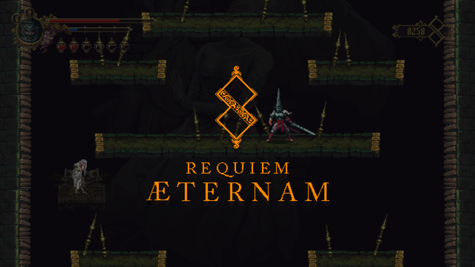 Blasphemous requiem eternam