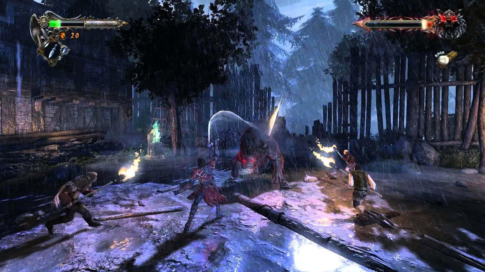 Castlevania Lords of Shadow, Castlevania: Lords of Shadow, Konami, Cabeça fria