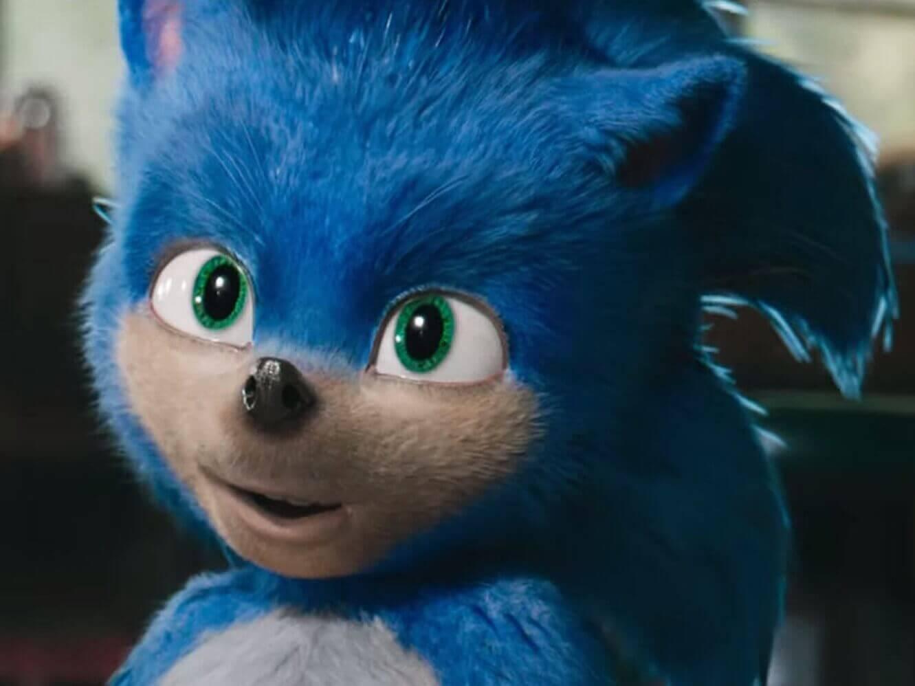 Crítica Sonic filme, Sonic, Sega, Paramount