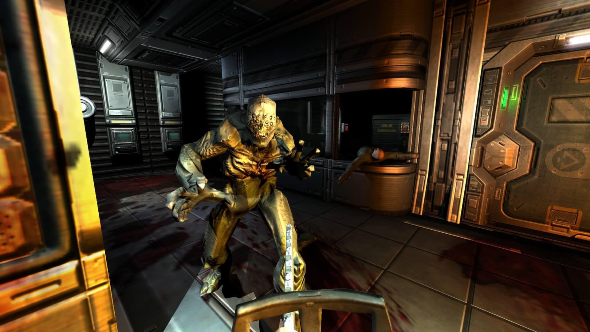 Doom 3, Doom terror, Doom, Doom Eternal