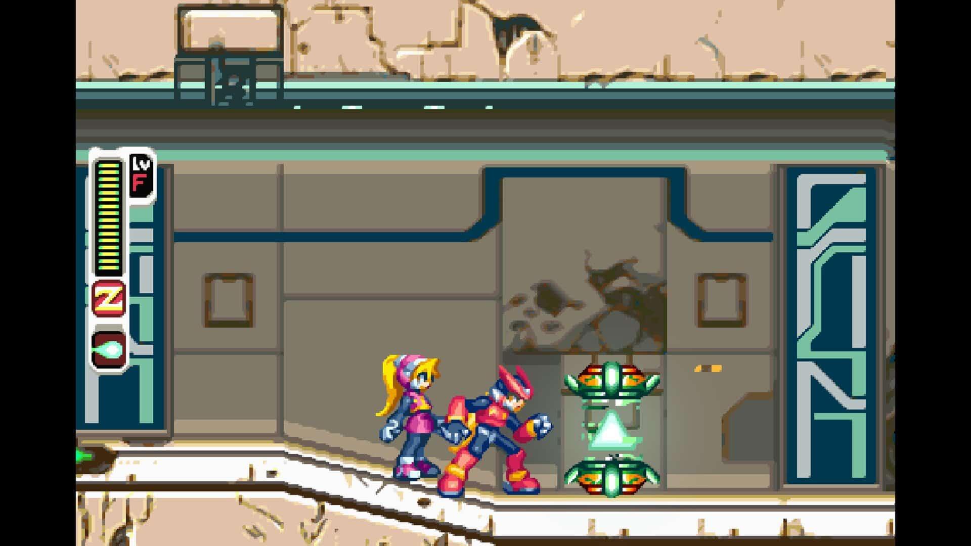 Mega Man Zero/ZX Legacy Collection, Mega Man, Mega Man Zero, Mega Man ZX, Capcom, Delfos