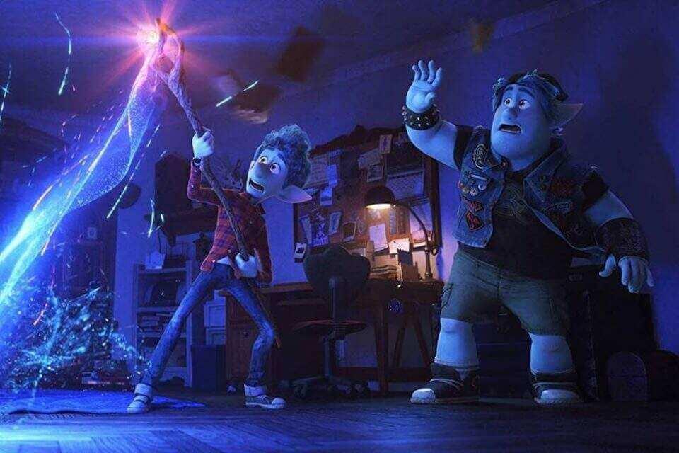 Crítica Dois Irmãos, Dois Irmãos, Onward, Pixar, Delfos