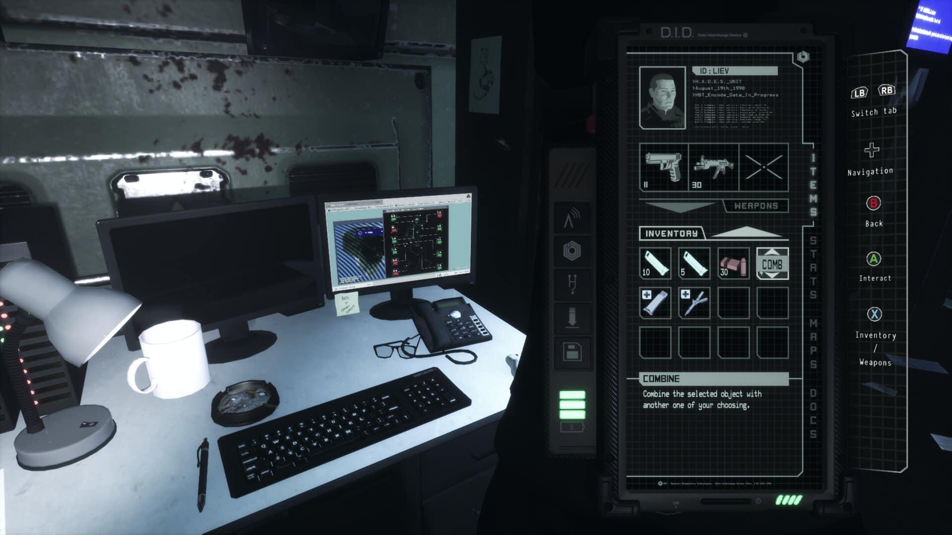 Análise Daymare, Destructive Creations, Invader Studios, Survival Horror, Delfos