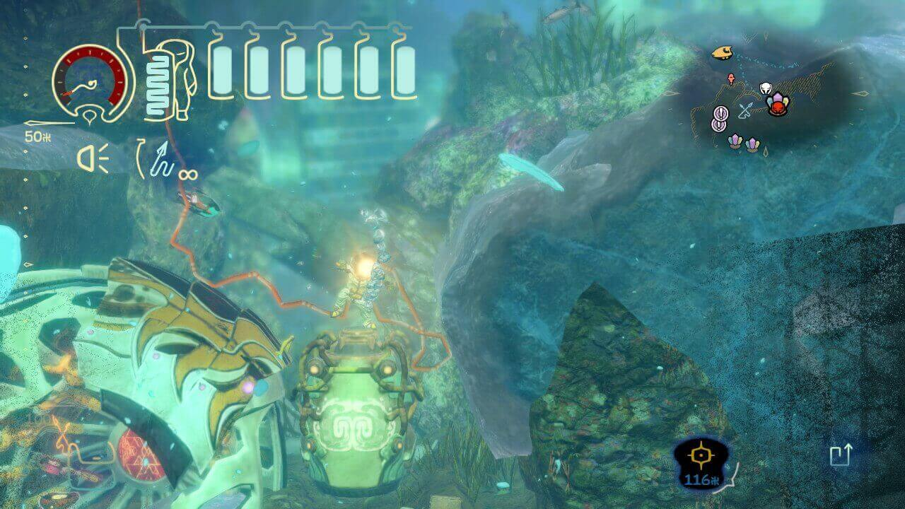 Shinsekai, Shinsekai: Into the Depths, Capcom, Switch, Delfos