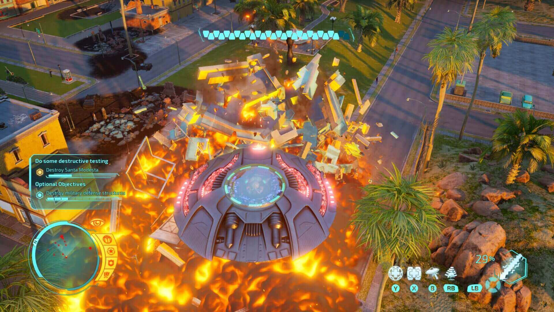 Análise Destroy All Humans Remake, Delfos, THQ Nordic, Black Forest Games, Delfos