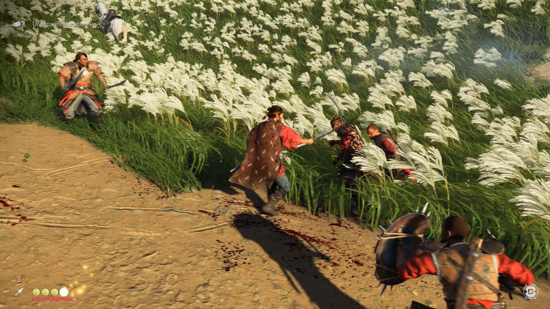 Análise Ghost of Tsushima, Ghost of Tsushima, Sucker Punch, Sony, Delfos