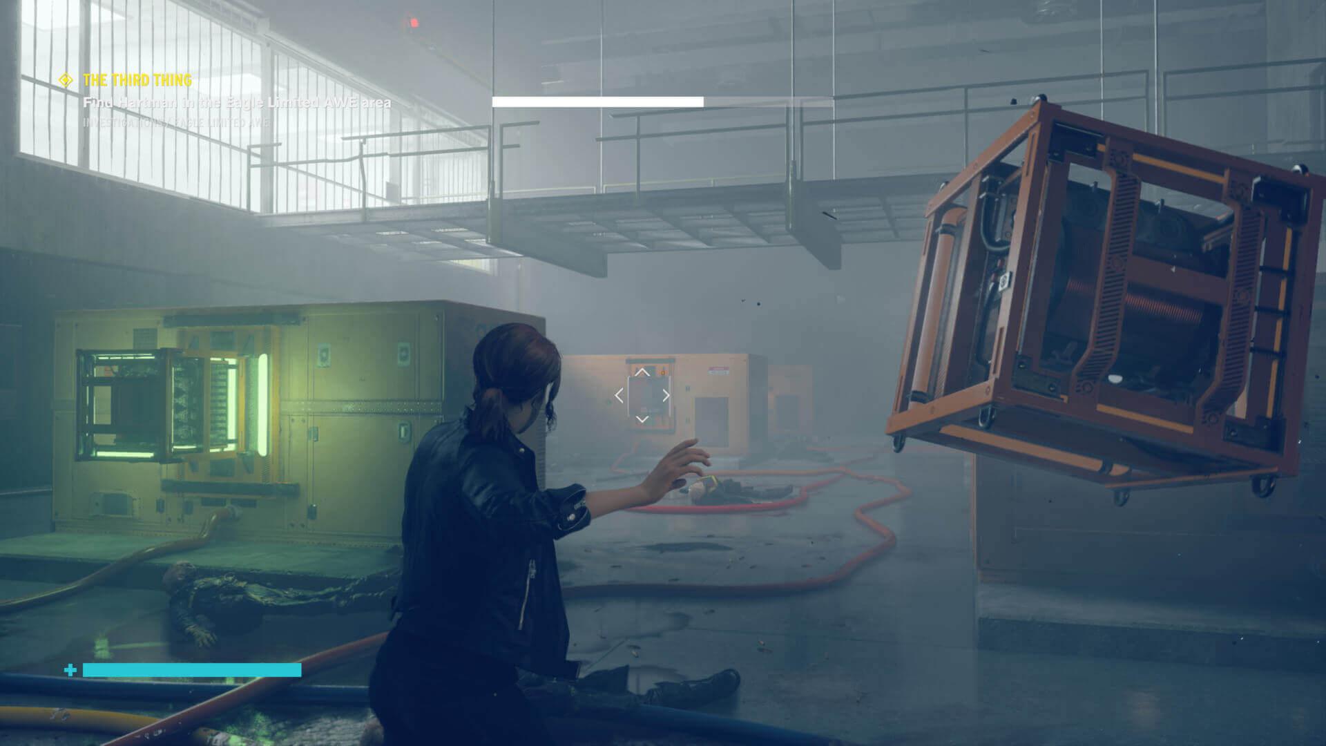 Análise Control AWE, AWE, Control, 505, Remedy, Xbox One, PC, PS4