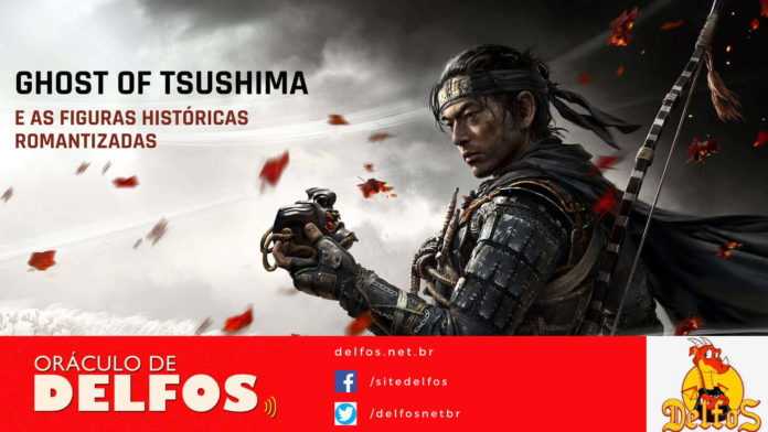 Oráculo de Delfos, Podcast, Ghost of Tsushima, Figuras históricas, história, Delfos