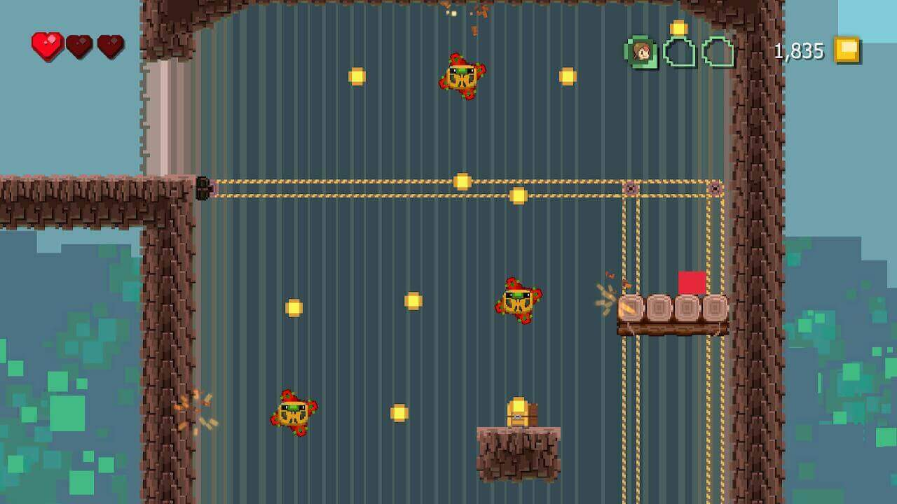Análise Adventures of Pip, Adventures of Pip, Tic Tock Games, Delfos