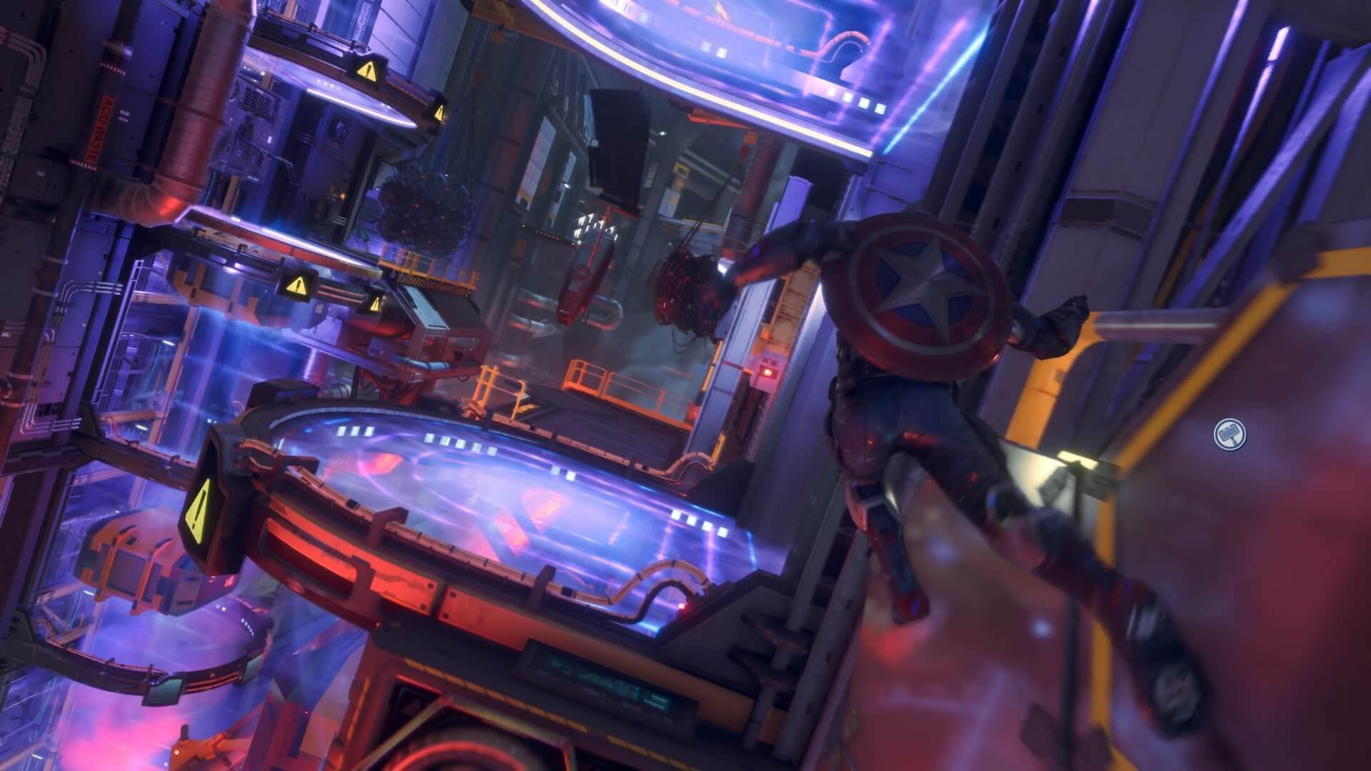 Análise Marvel's Avengers, Square Enix, Crystal Dynamics, Delfos
