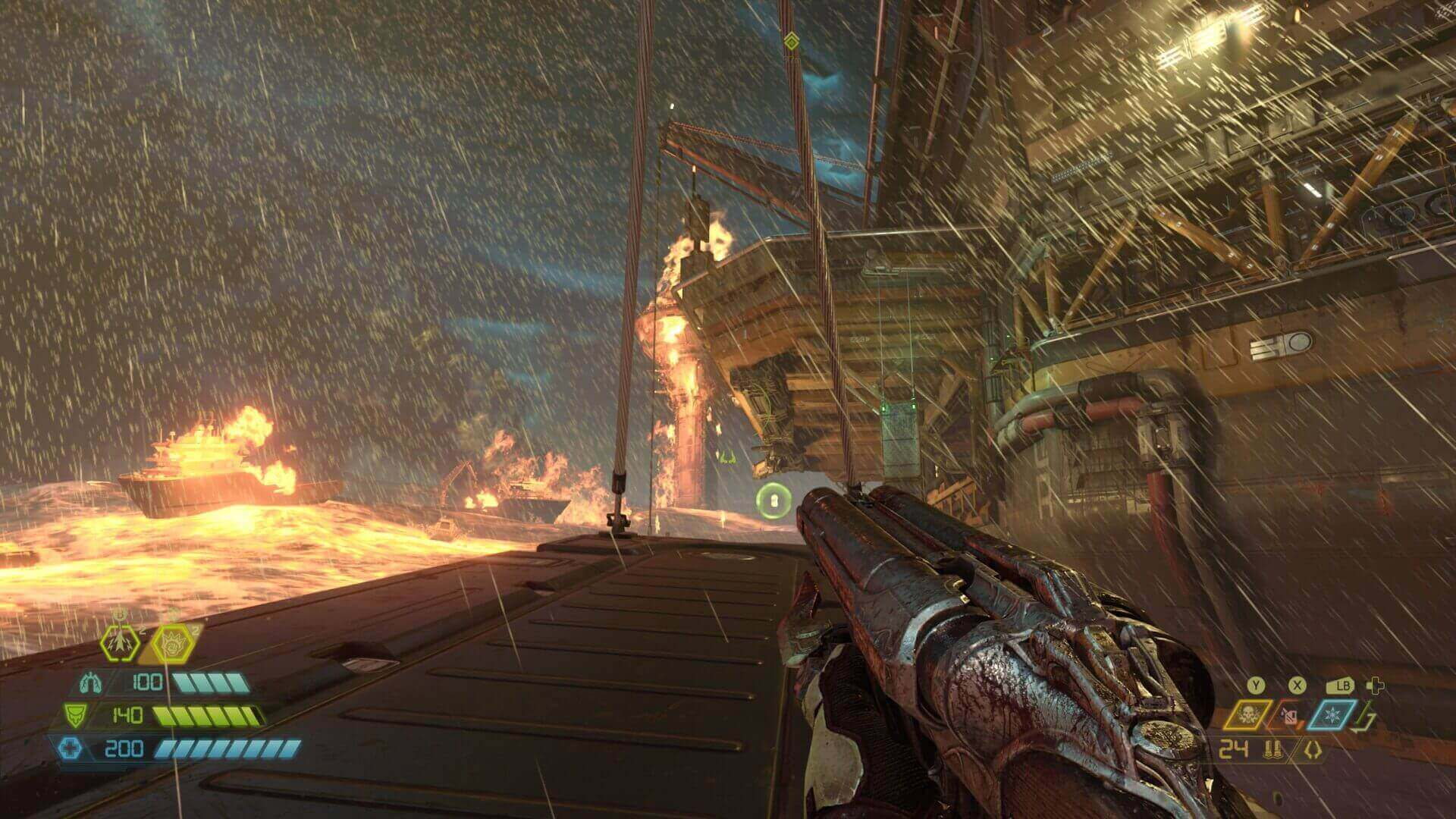 Análise Doom Eternal, Doom Eternal, Bethesda, id Software, Delfos, Análise The Ancient Gods
