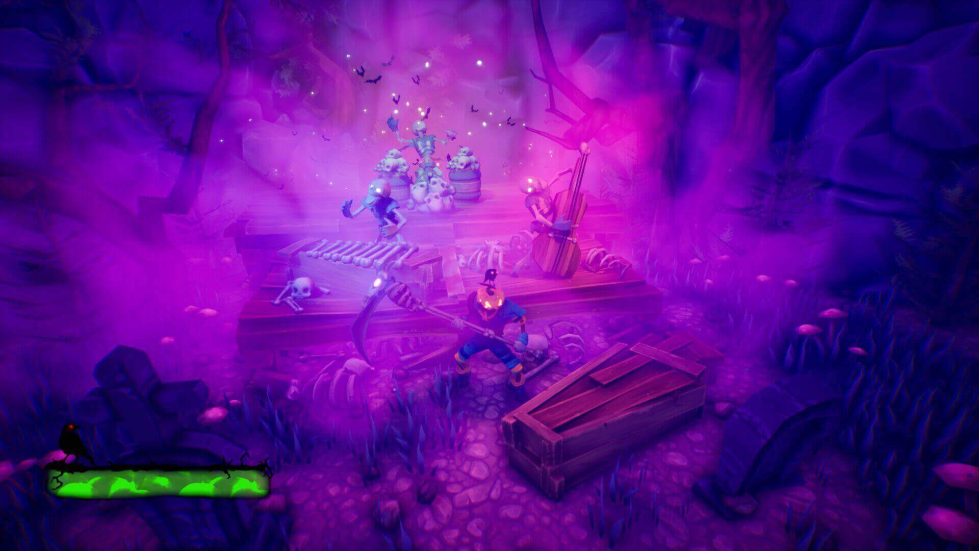 Análise Pumpkin Jack, Pumpkin Jack, Headup Games, Plataforma 3D, Delfos