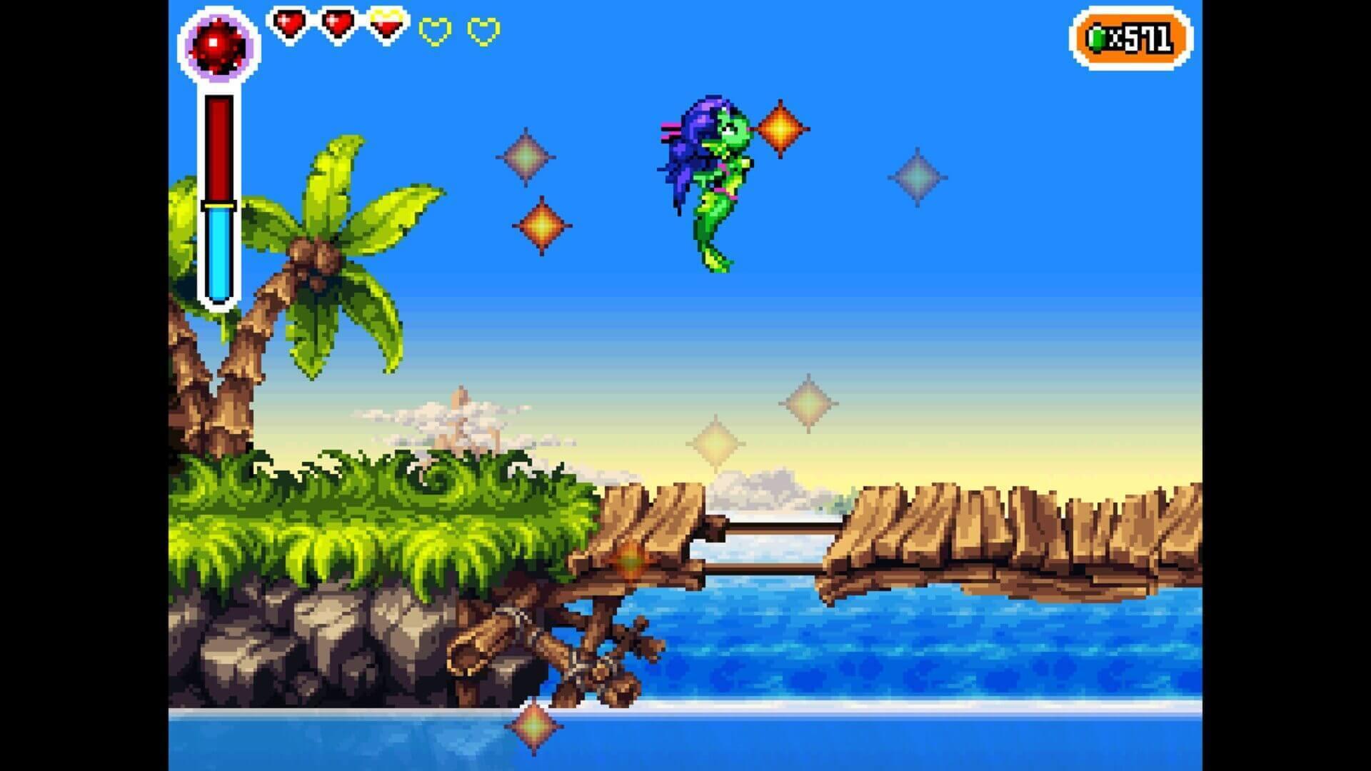 Análise Shantae Risky's Revenge, Shantae, Risky's Revenge, Delfos, WayForward