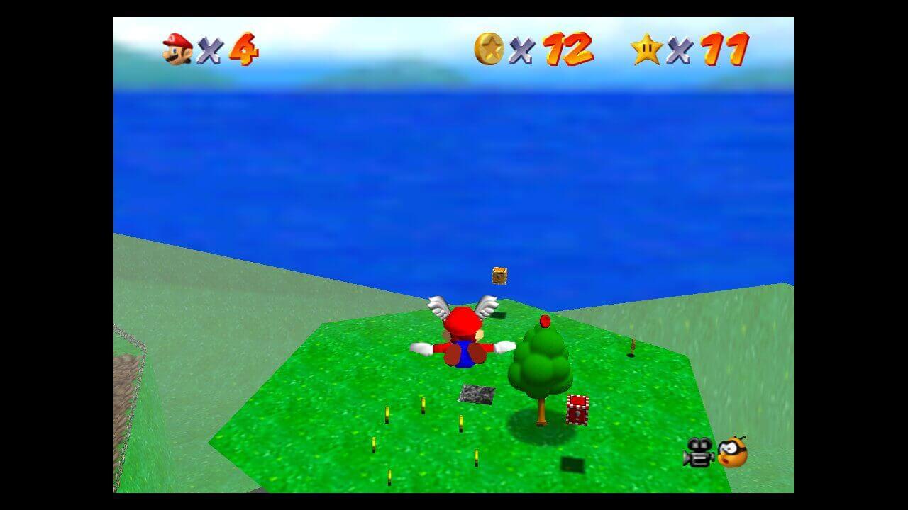 Análise Super Mario 3D All-Stars, Super Mario, Nintendo, Super Mario 64, Delfos