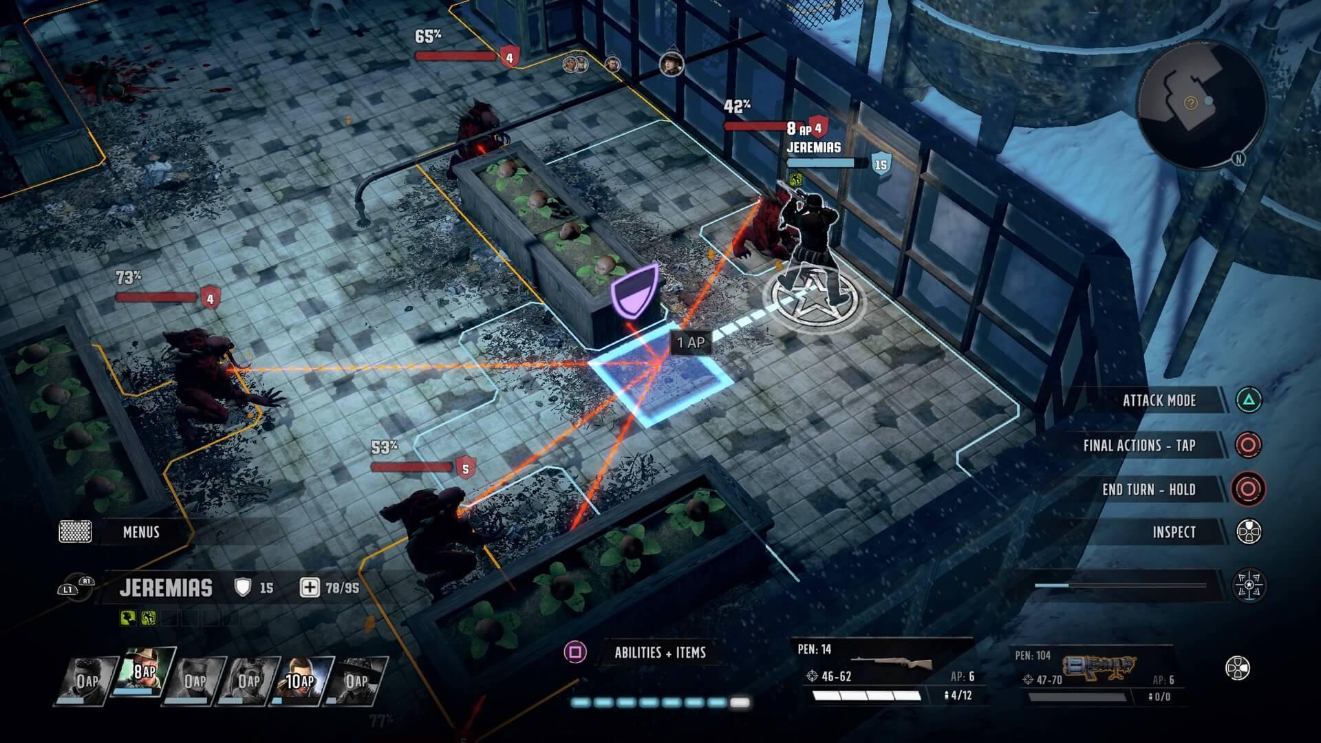 Wasteland 3, inXile, Deep Silver, PC., Xbox, PS4, RPG, CRPG, Rangers
