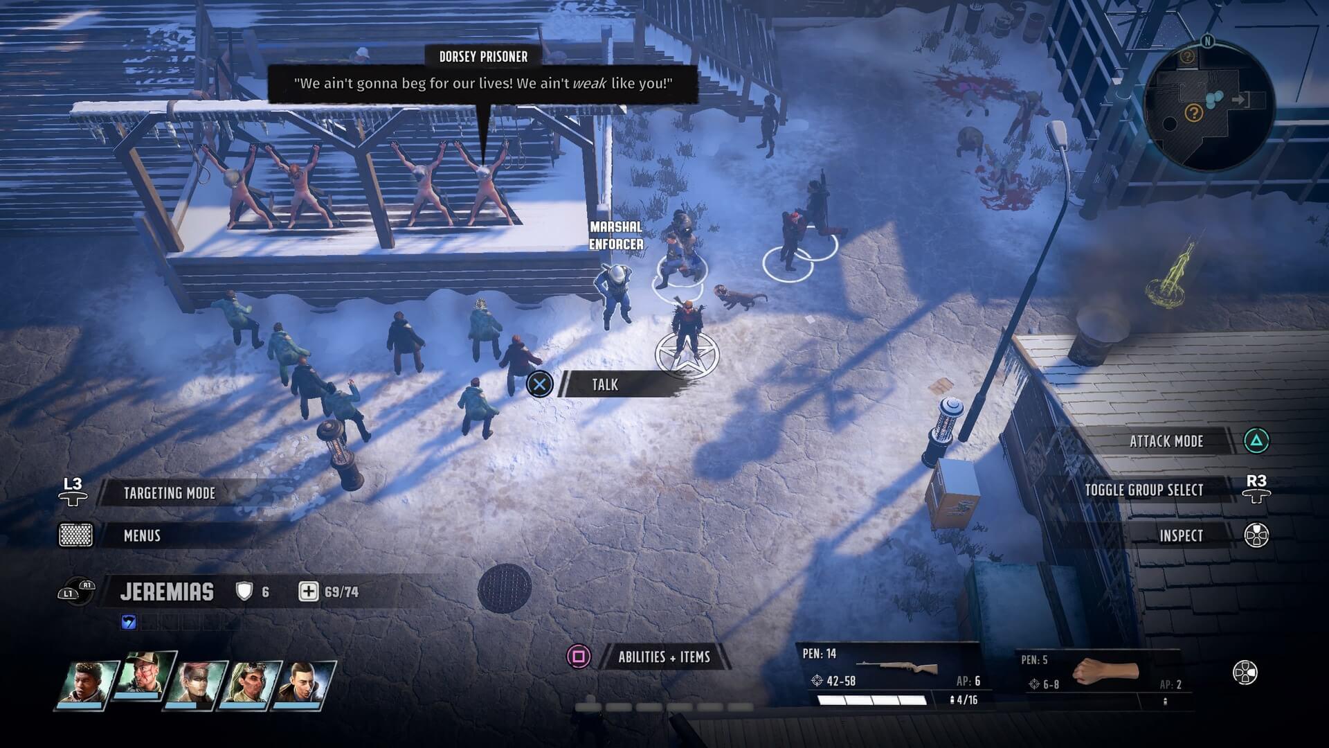 Wasteland 3, inXile, Deep Silver, PC., Xbox, PS4, RPG, CRPG, Rangers, Delfos