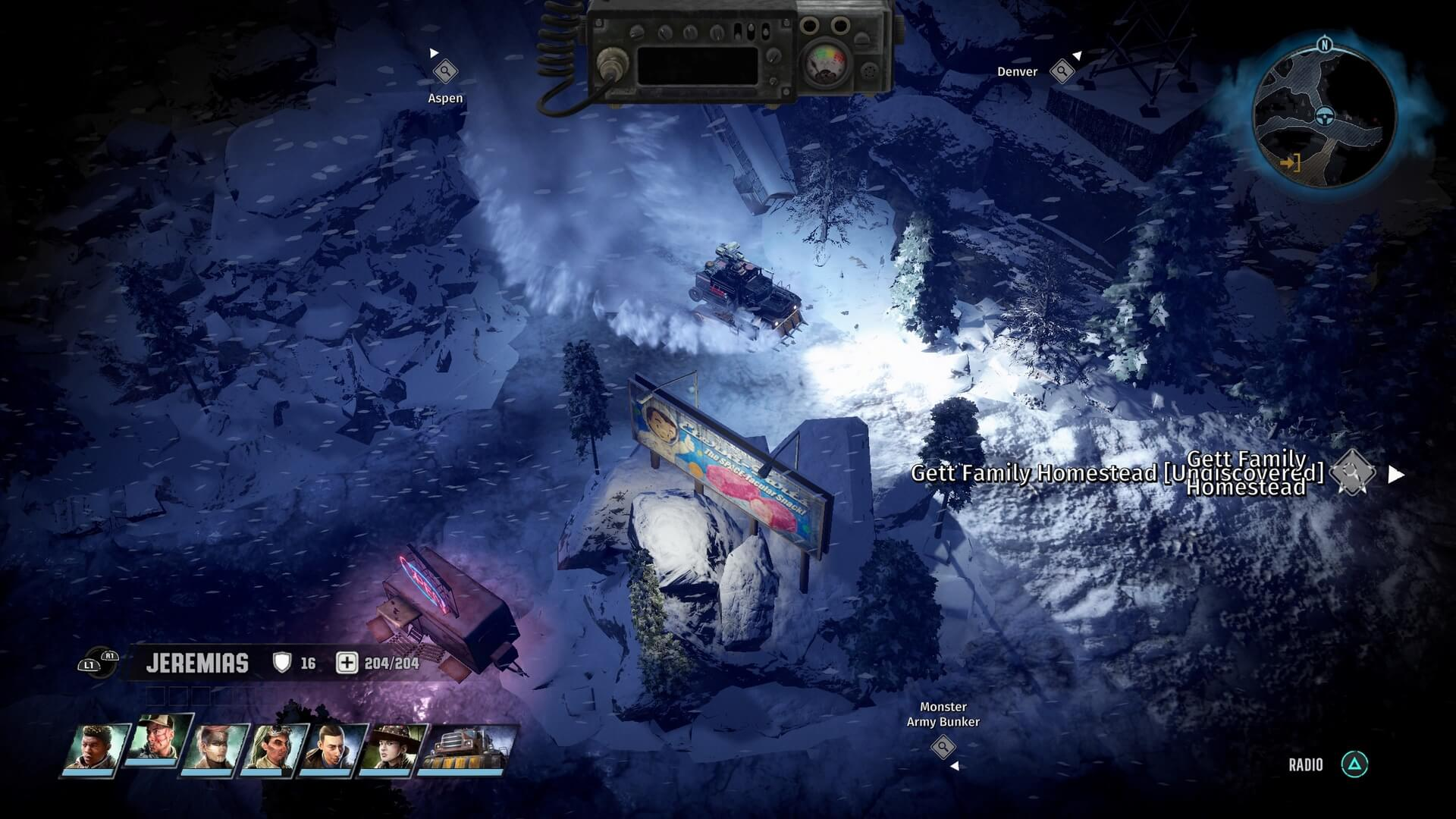 Wasteland 3, inXile, Deep Silver, PC., Xbox, PS4, RPG, CRPG, Rangers, Exploração, Delfos