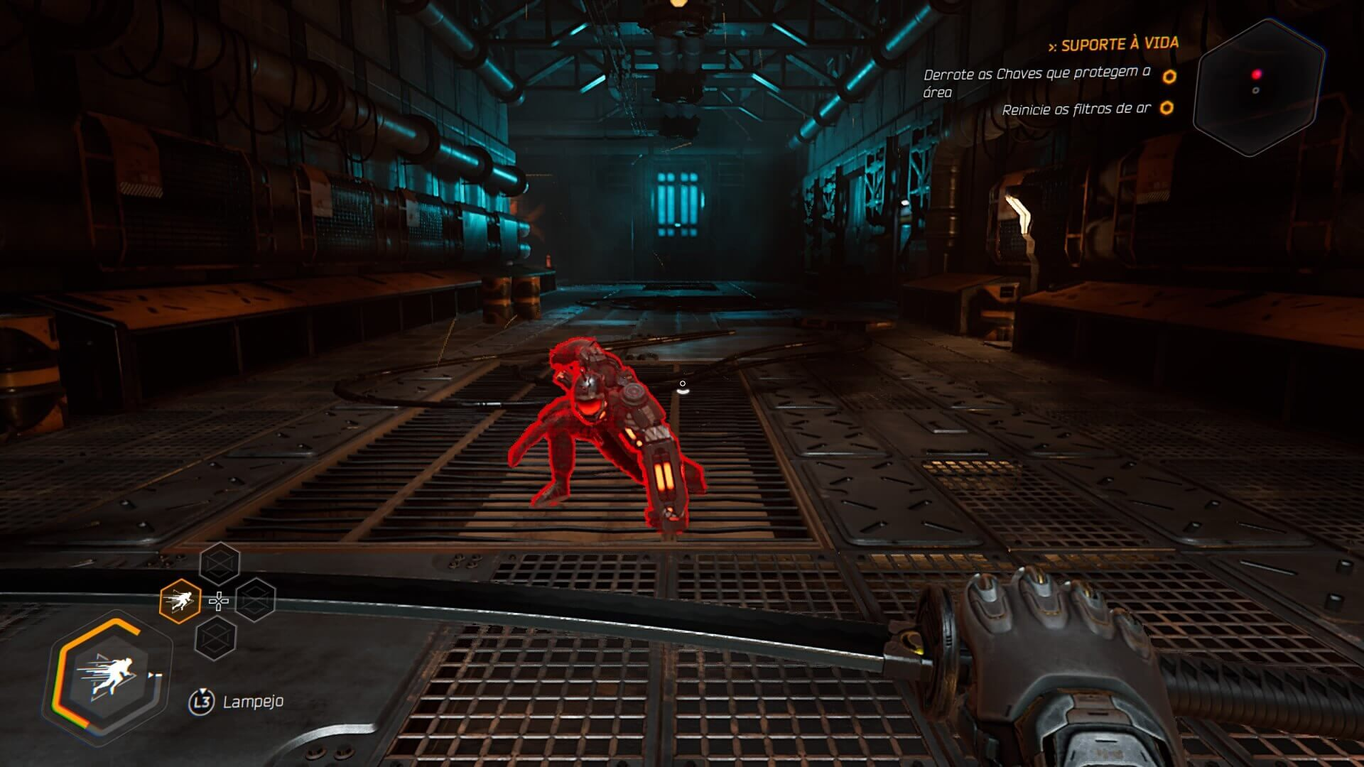 One More Level, All In!, Cyberpunk, Rage Quit, Ghostrunner, Parkour, Hack and slash, FPS, FPP, First Person, Ninja