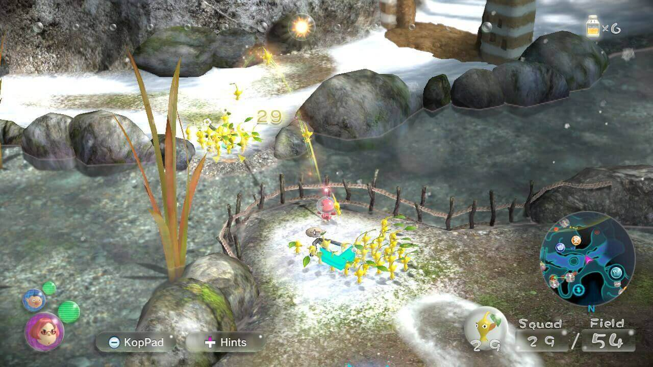 Análise Pikmin 3, Pikmin 3 Deluxe, Delfos, Nintendo, Switch