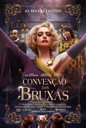 Crítica Convenção das Bruxas, Convenção das Bruxas, Robert Zemeckis, Anne Hathaway, Delfos