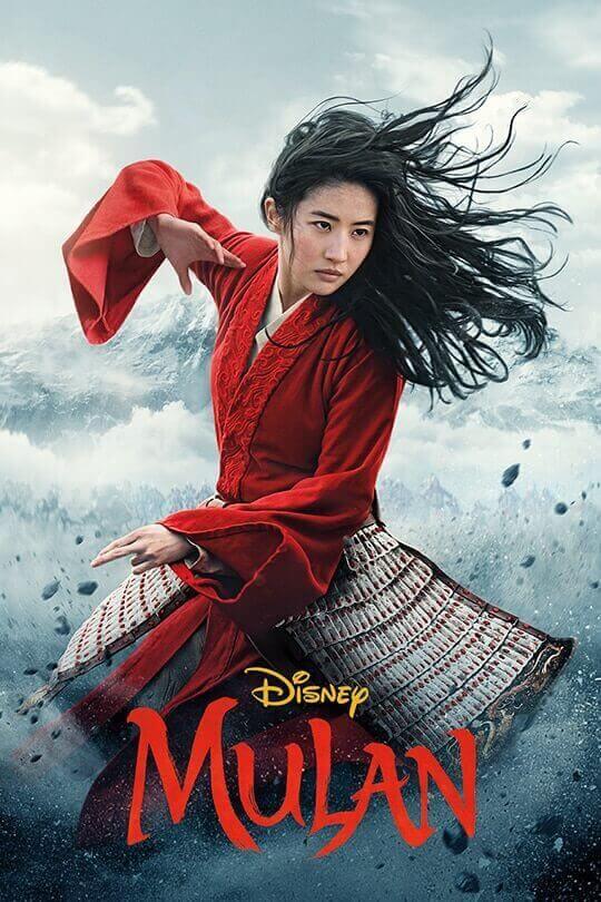Crítica Mulan, Mulan, Disney, Disney Plus, Delfos