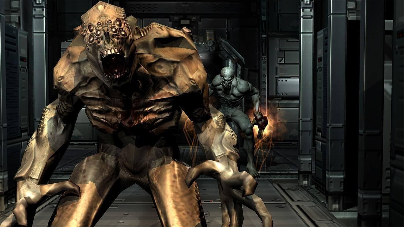 Doom, Doom clássicos, Bethesda, Delfos, Doom 3