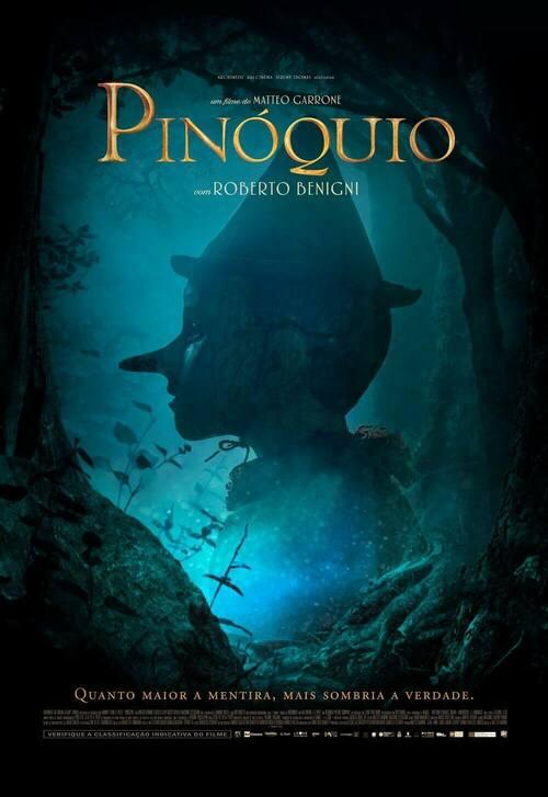 Pinóquio, Crítica Pinóquio, Roberto Benigni, Delfos