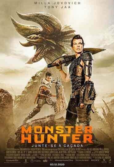 Crítica Monster Hunter, Monster Hunter filme, Monster Hunter, Delfos