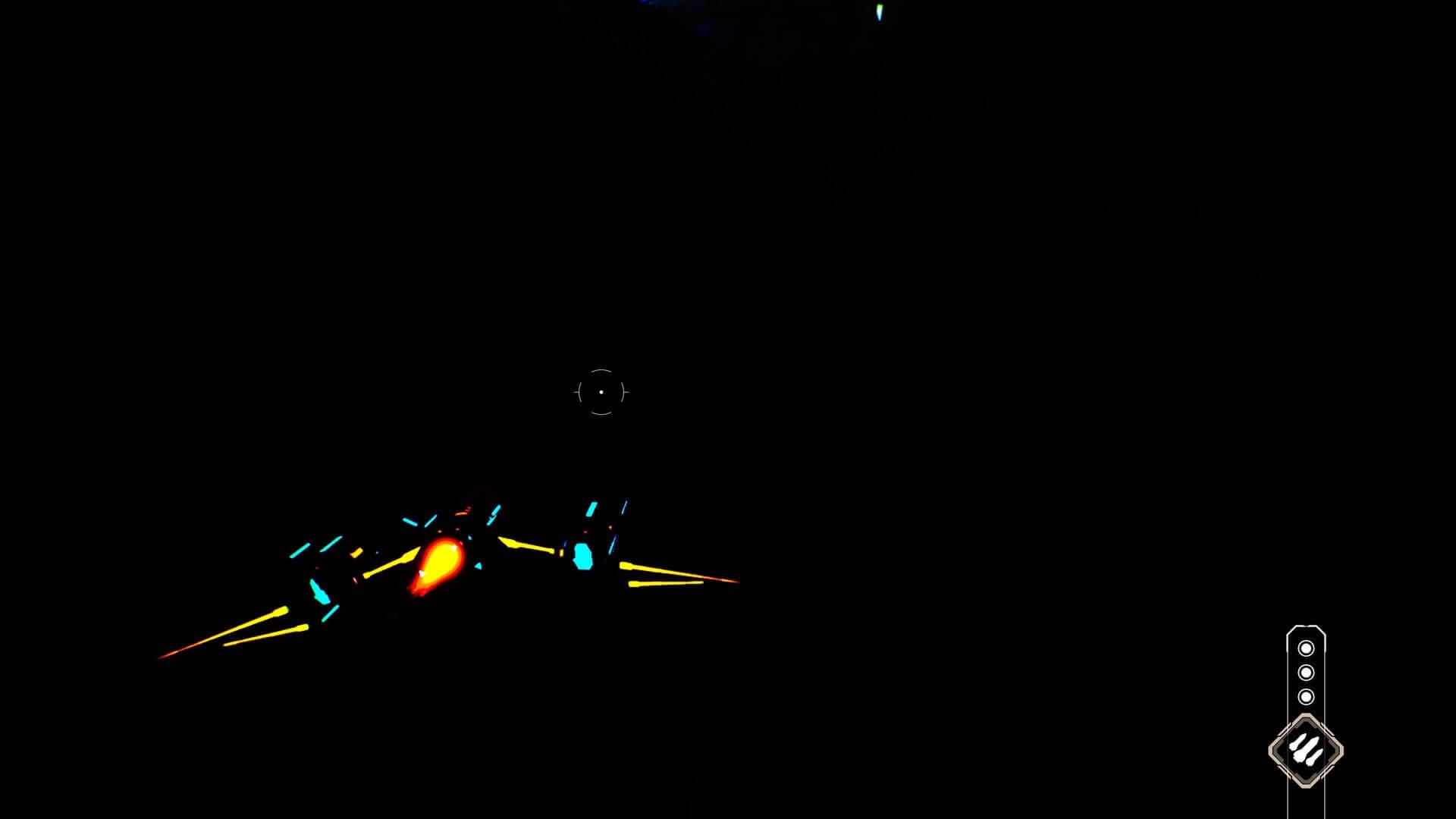 Análise Redout: Space Assault, Redout: Space Assault, Delfos
