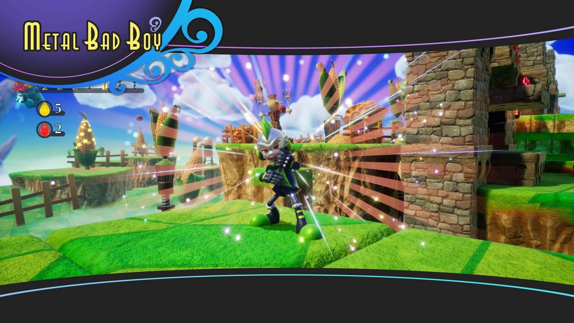 Análise Balan Wonderworld, Balan Wonderworld, Yuji Naka, Square Enix, Delfos