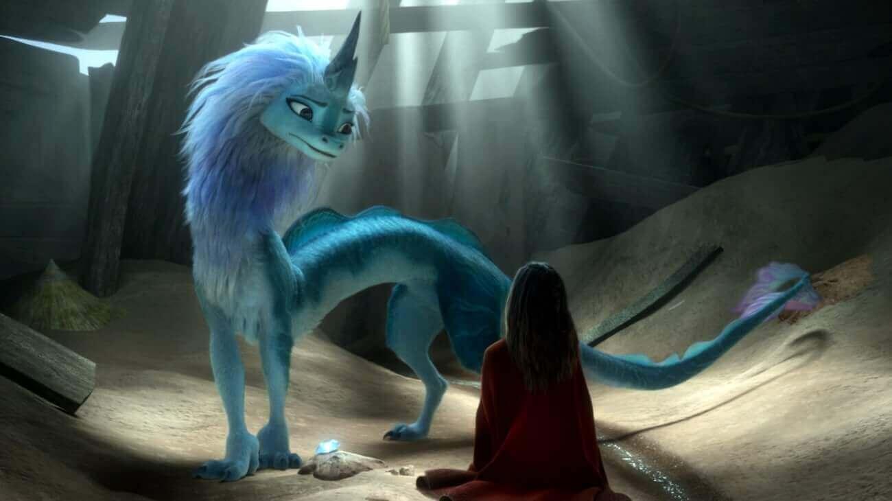 Crítica Raya e o Último Dragão, Raya e o Último Dragão, Disney, Delfos
