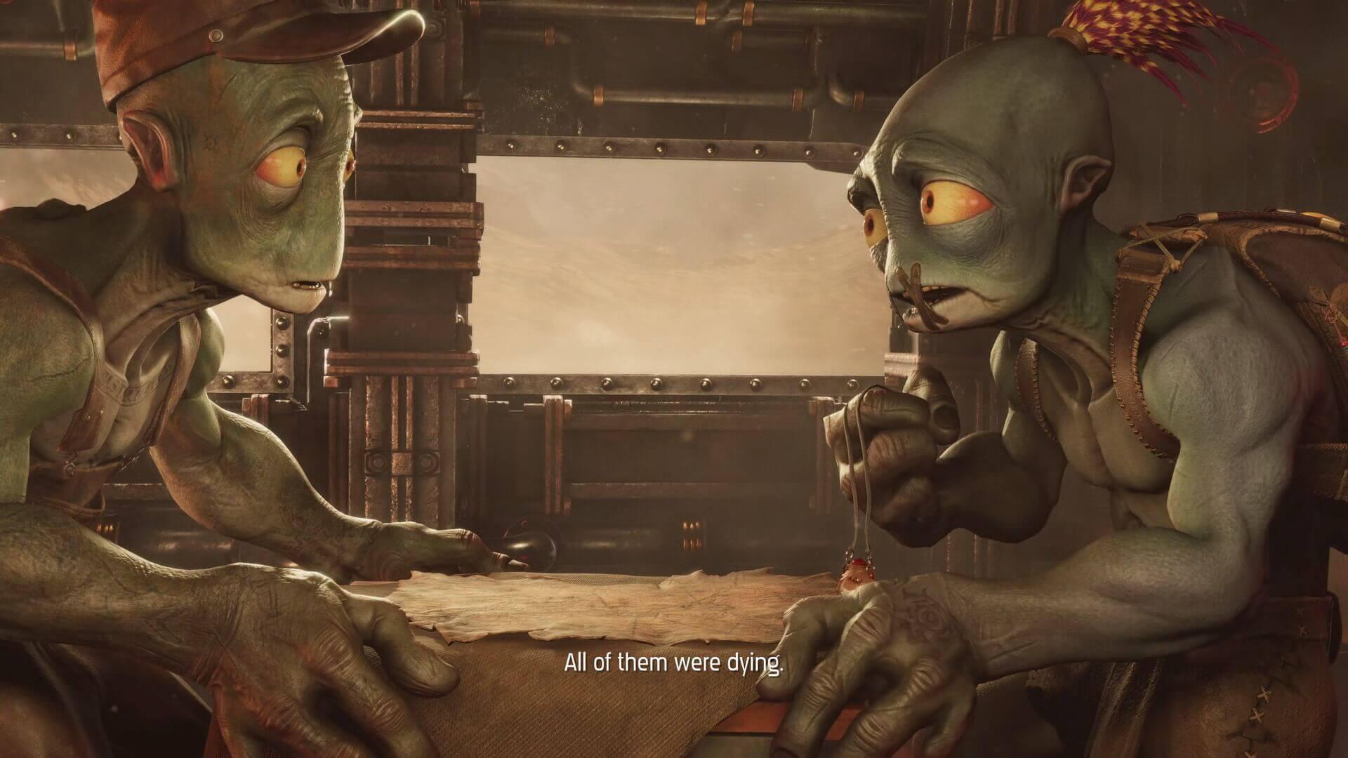 Análise Oddworld Soulstorm, Oddworld Soulstorm, Oddworld Inhabitants, Delfos