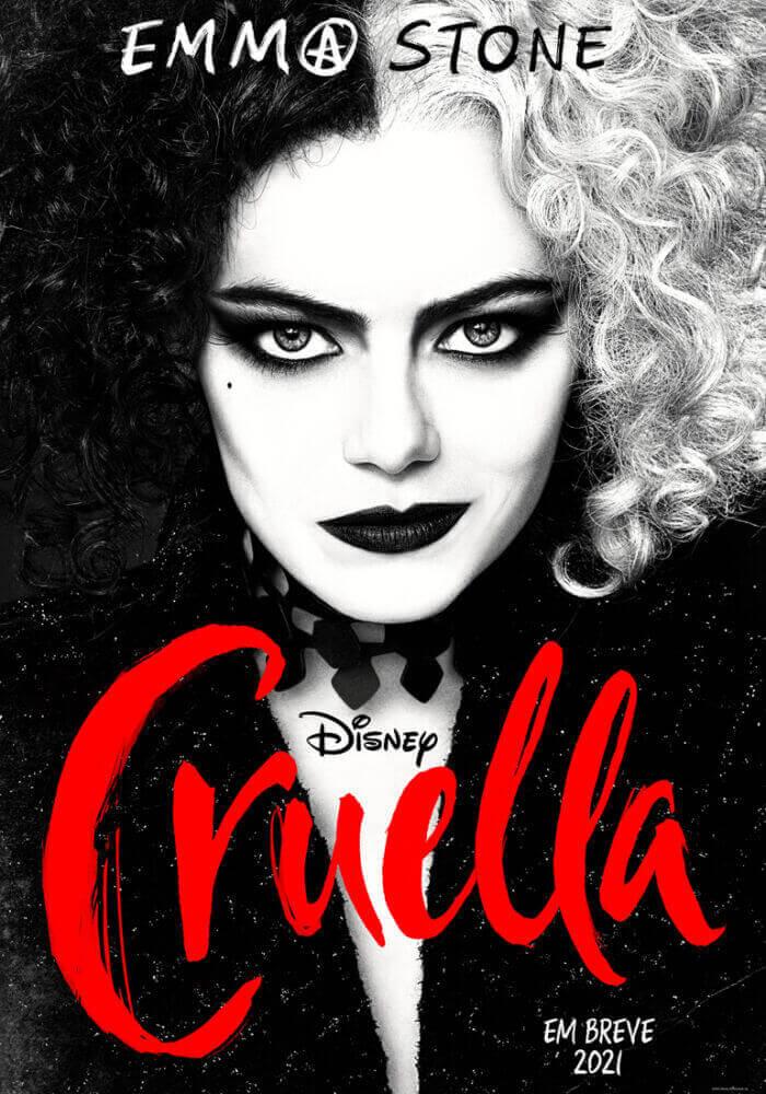 Crítica Cruella, Cruella, 101 Dálmatas, Delfos