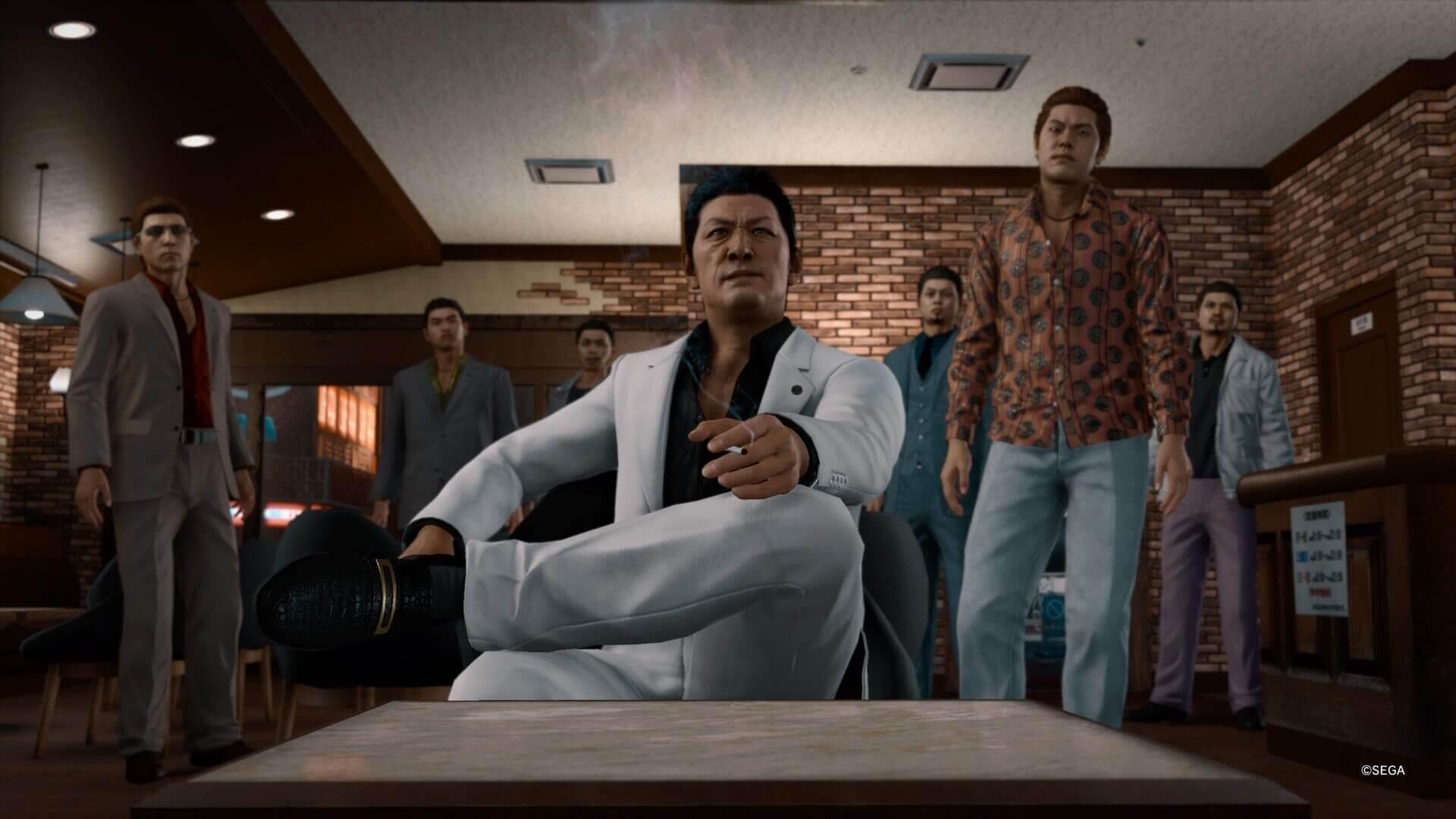 Análise Judgment, Judgment, Yakuza, Ryu Ga Gotoku Studio, Delfos