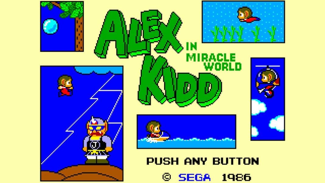 Análise Alex Kidd in Miracle World DX, Alex Kidd in Miracle World DX, Alex Kidd in Miracle World, Master System, Delfos