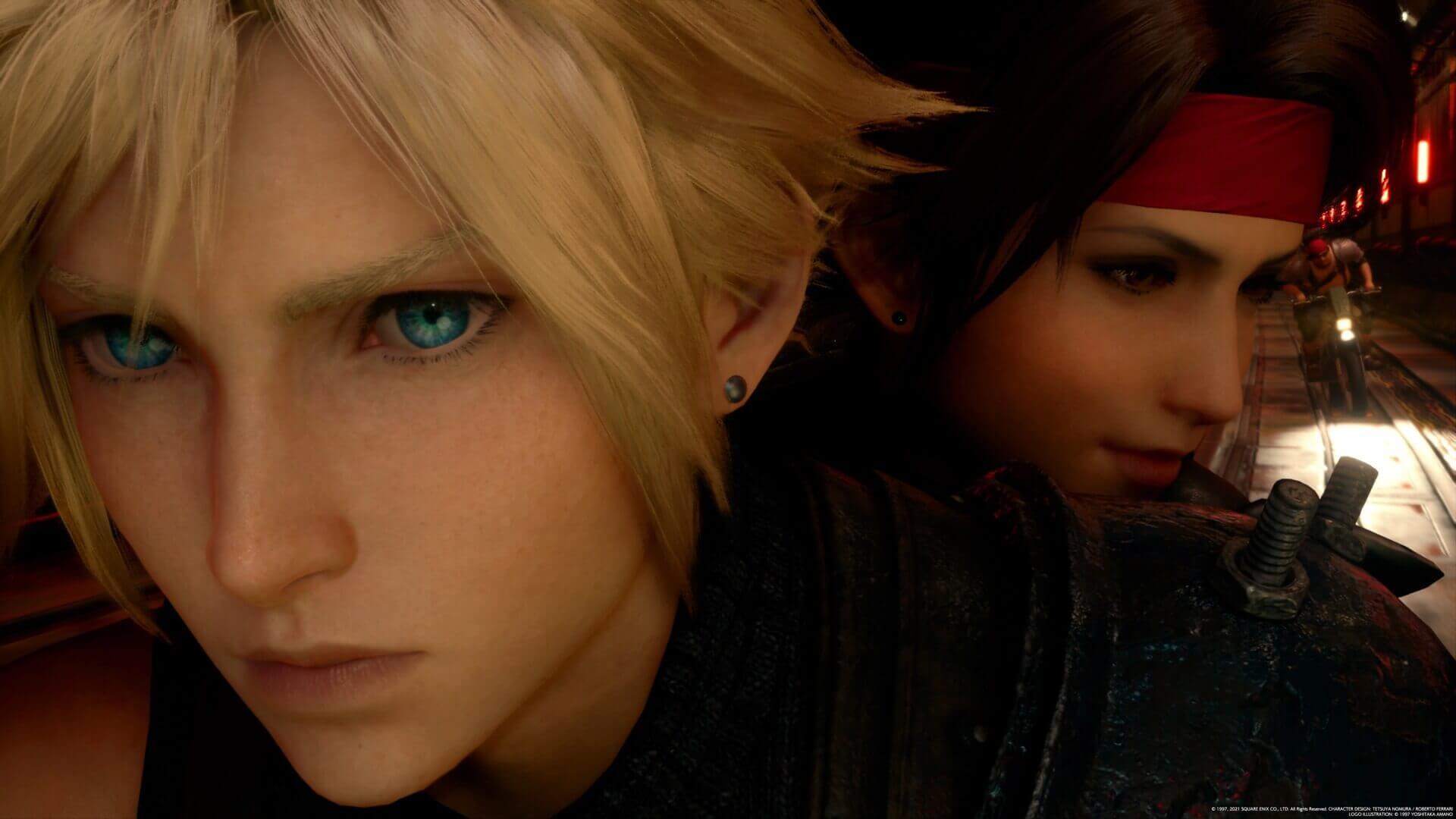 Análise Final Fantasy VII Remake PS5, Final Fantasy VII Remake Intergrade, Square Enix, Delfos