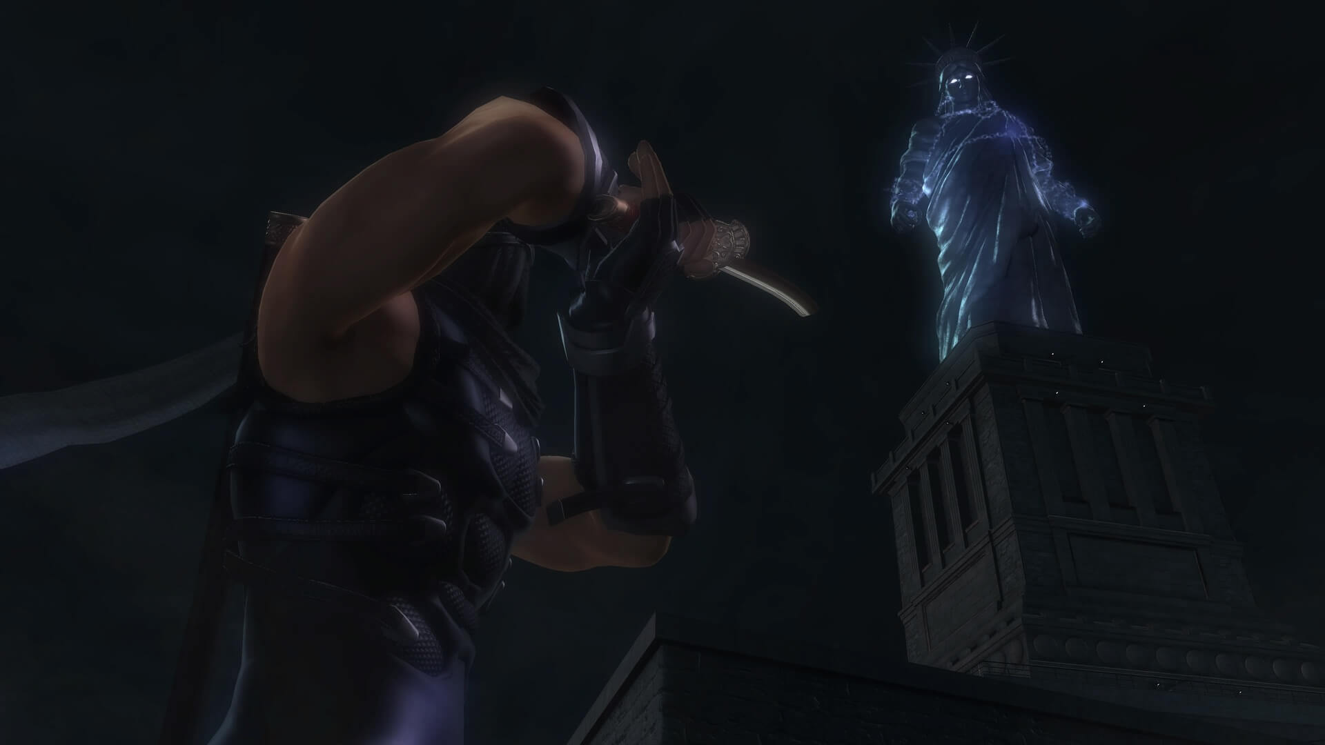Ninja Gaiden Sigma 2, Ninja Gaiden, Cabeça Fria, Delfos, Koei Tecmo, Team Ninja