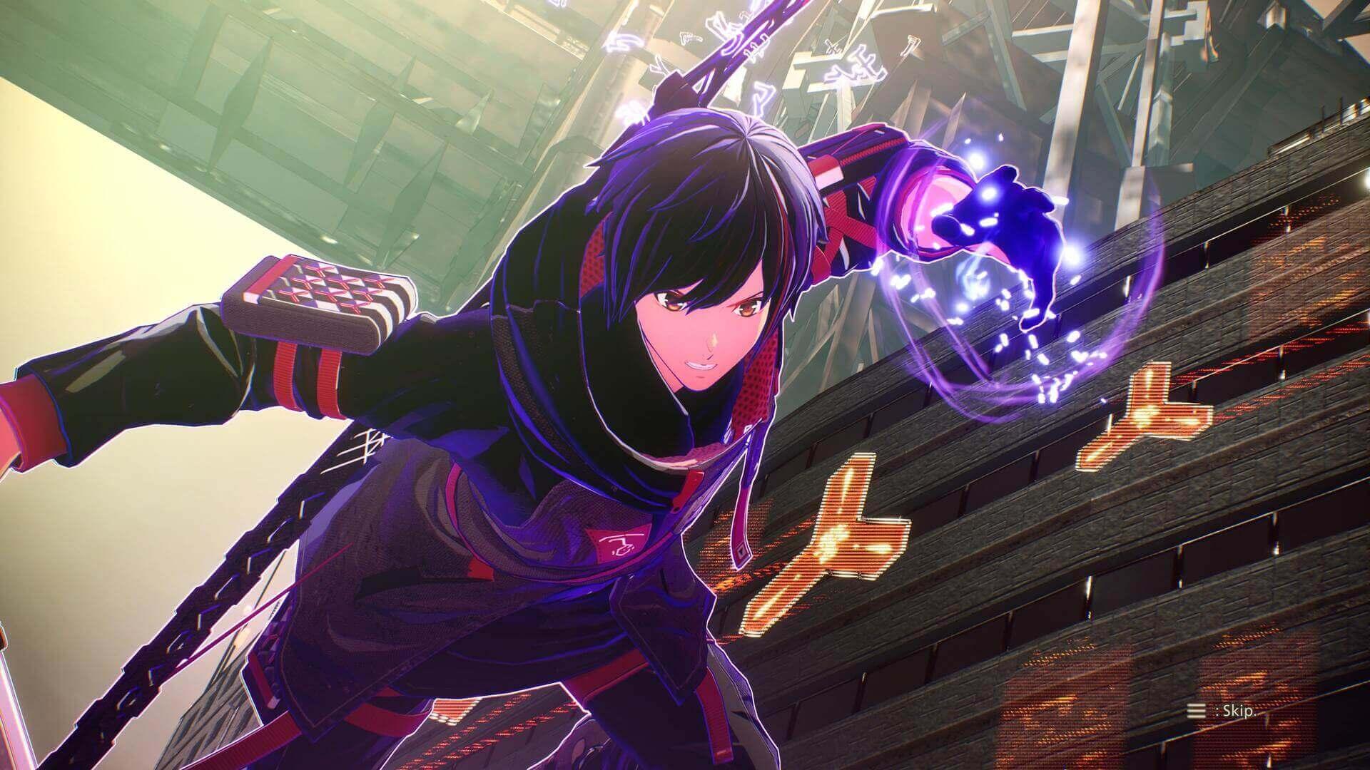 Análise Scarlett Nexus, Scarlett Nexus, Bandai Namco, Delfos