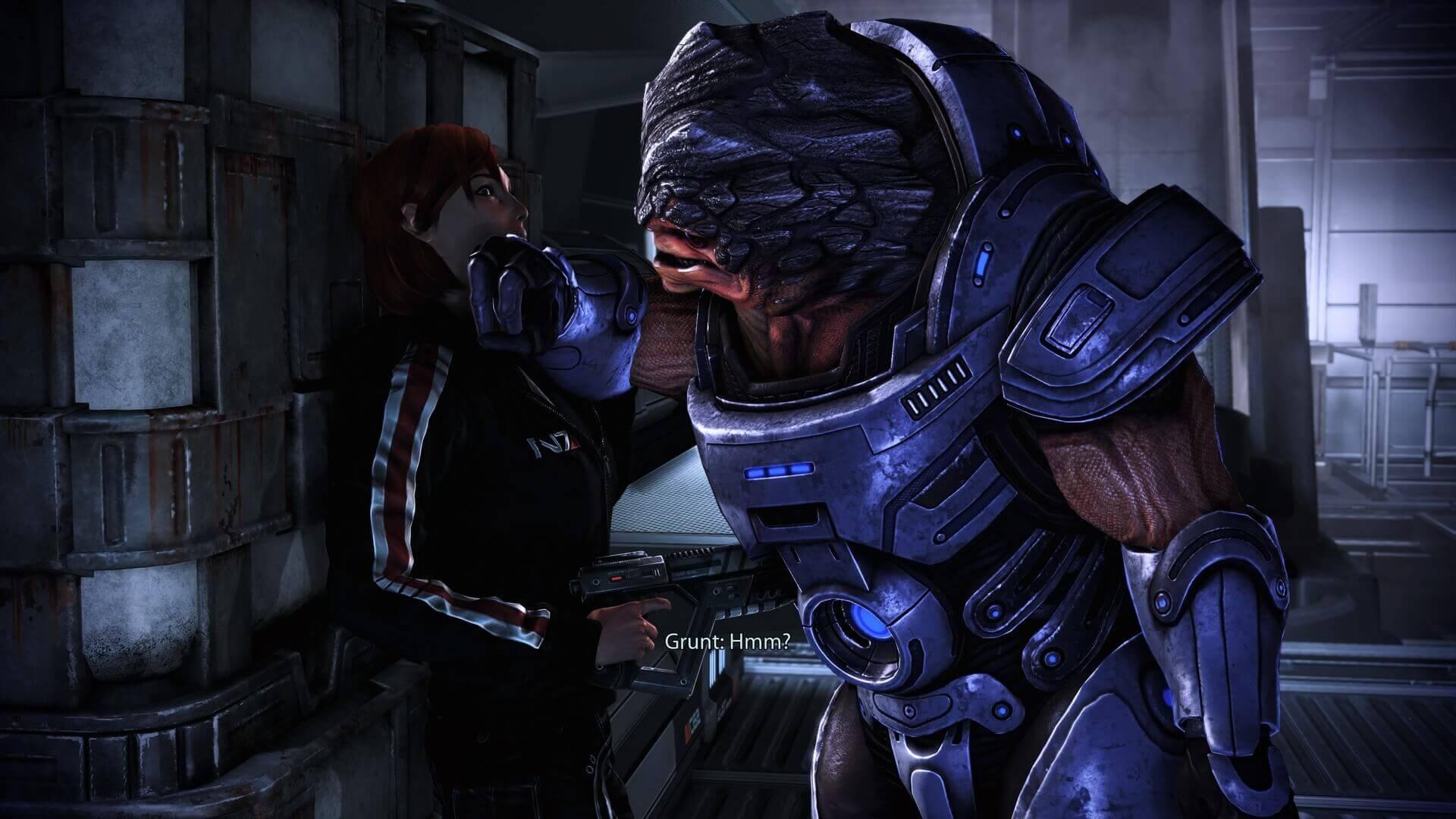 Mass Effect, EA, Bioware, Mass Effect Legendary Edition, Delfos, Mass Effect 2