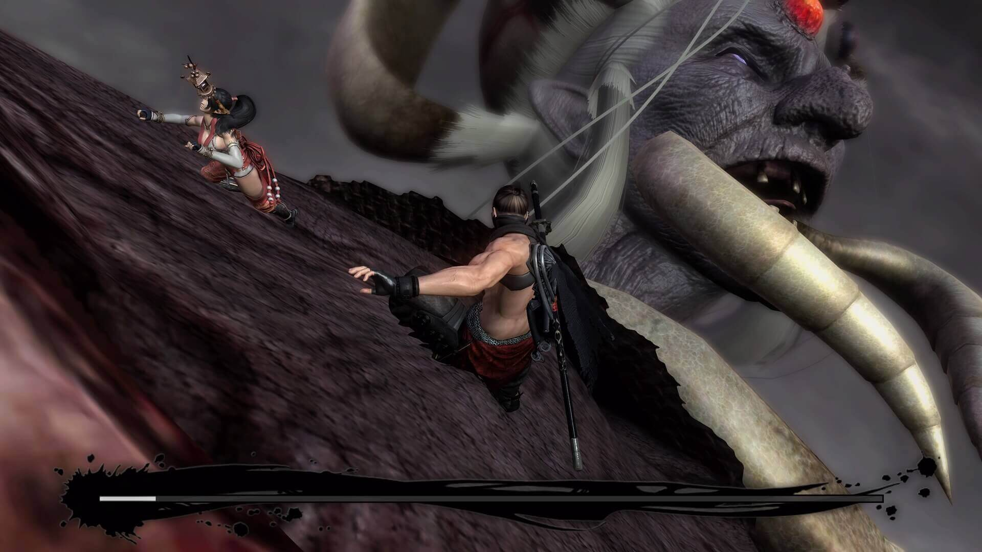 Ninja Gaiden 3 Razor's Edge, Ninja Gaiden, Cabeça Fria, Delfos, Koei Tecmo, Team Ninja