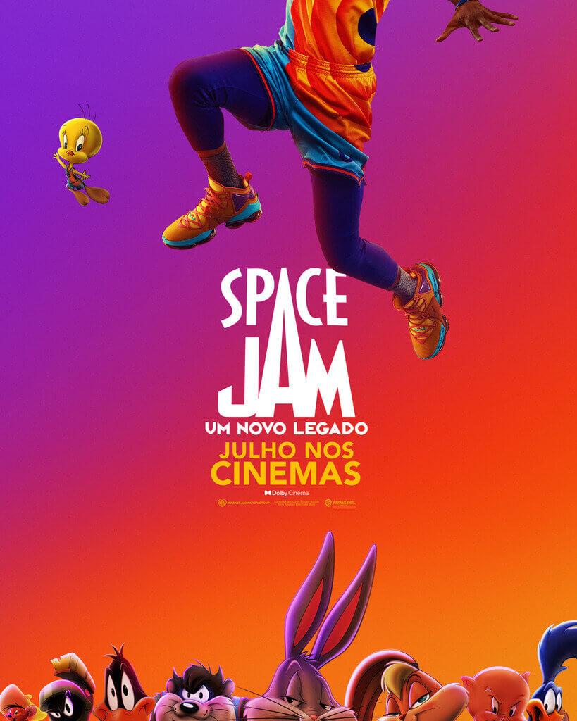 Crítica Space Jam, Pernalonga, LeBron James, Delfos