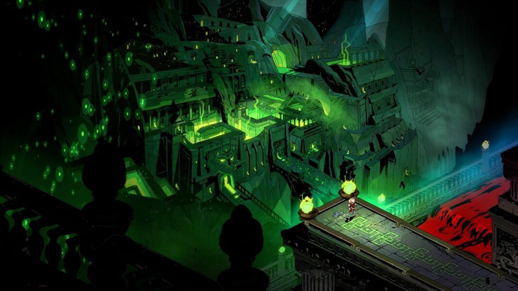 Hades, Hades roguelike, Hades PS5, Supergiant