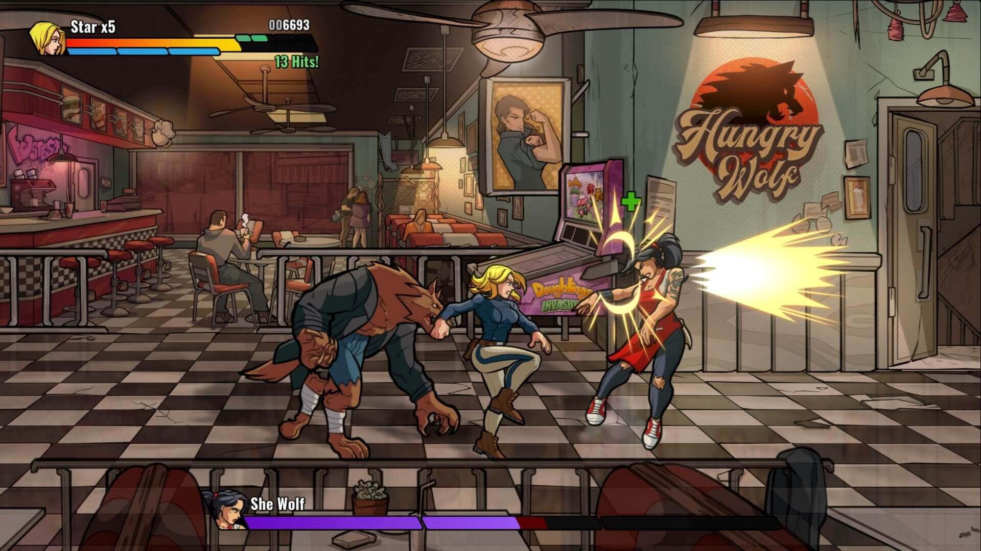 Análise Mayhem Brawler, Mayhem Brawler, Beat'em Up, Hero Concept
