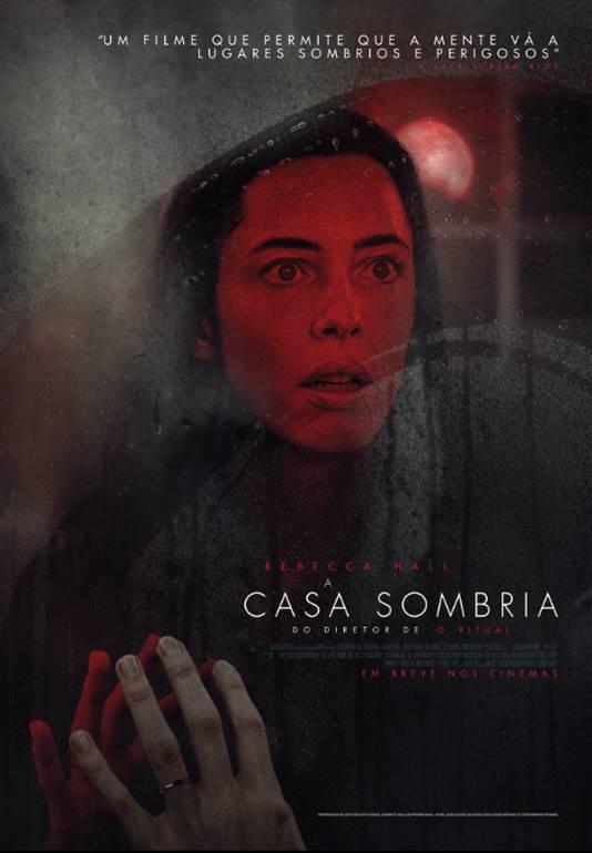Crítica A Casa Sombria, A Casa Sombria, Night House, Rebecca Hall, Delfos