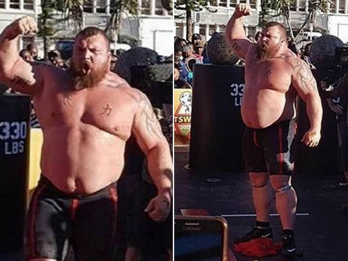 God of War Thor, Thor, God of War, Kratos, Sony, PS5, Delfos, Eddie Hall, World's Strongest Man