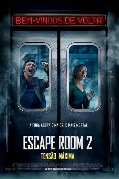 Crítica Escape Room 2, Escape Room, Escape Room 2, Delfos