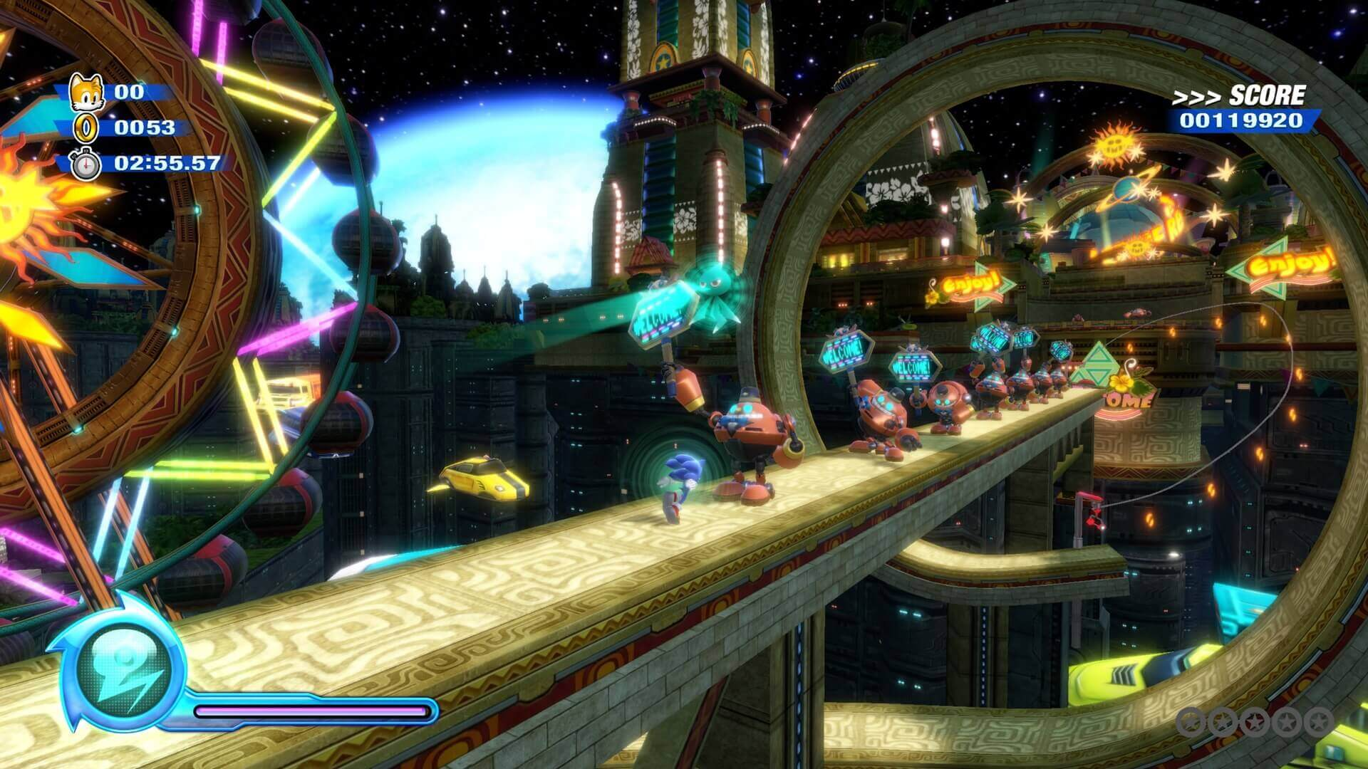 Análise Sonic Colors Ultimate, Delfos, Sonic Team, Sonic Colors, Sonic, Delfos