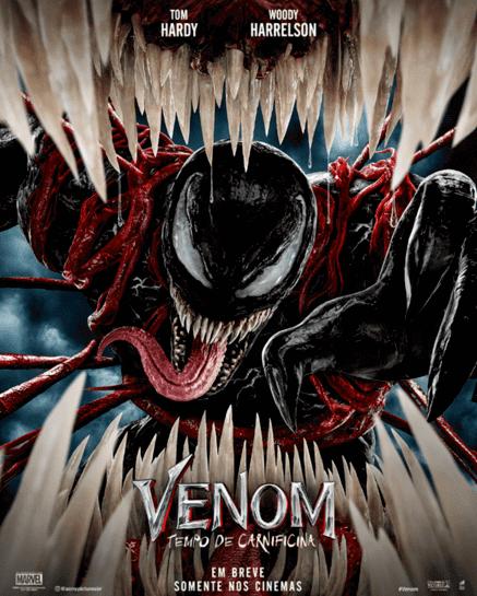 Crítica Venom Tempo de Carnificina, Venom Tempo de Carnificina, Venom, Carnificina, Venom 2, Delfos